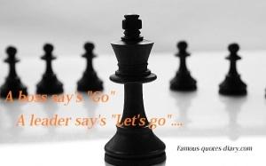 secret to leadership pinterest